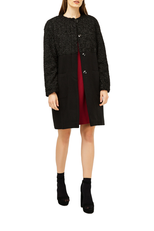 coat Conquista Пальто в стиле куртки coat miss blumarine coat