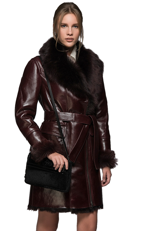 sheepskin coat VESPUCCI BY VSP sheepskin coat шорты paul page 15 page 13 page 12