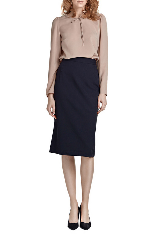 Skirt Nife Skirt solid pleated skirt