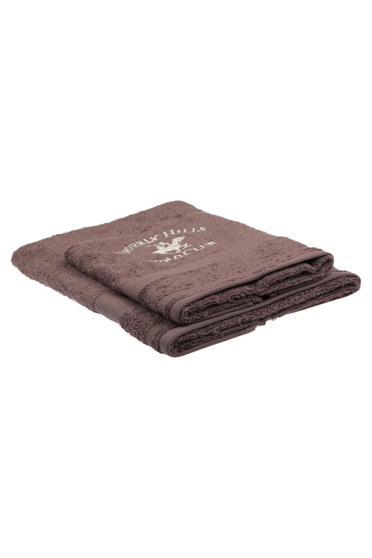 Set (2 Pieces)50x100, 40x60 Beverly Hills Polo Club Set (2 Pieces)50x100, 40x60 towel set 4 pieces saheser towel set 4 pieces