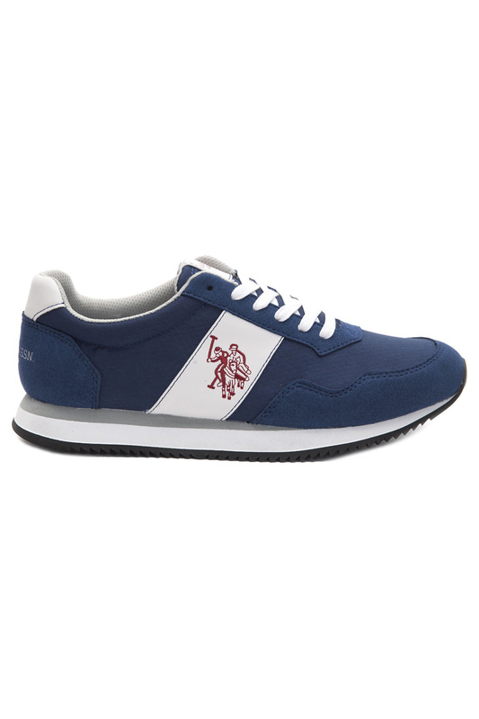 sneakers U.S. Polo Assn. sneakers полуприлегающая рубашка с застежкой на пуговицы john richmond полуприлегающая рубашка с застежкой на пуговицы