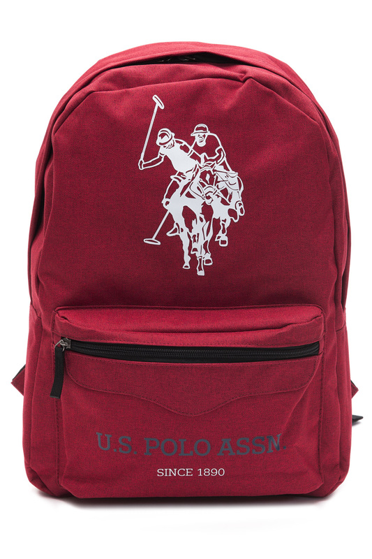 backpack U.S. Polo Assn. Рюкзаки с молнией hugo red edt 40 мл hugo boss hugo red edt 40 мл