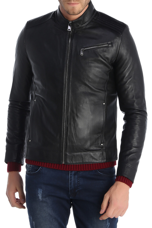 leather jacket GIORGIO DI MARE leather jacket шкатулка carrs of sheffield