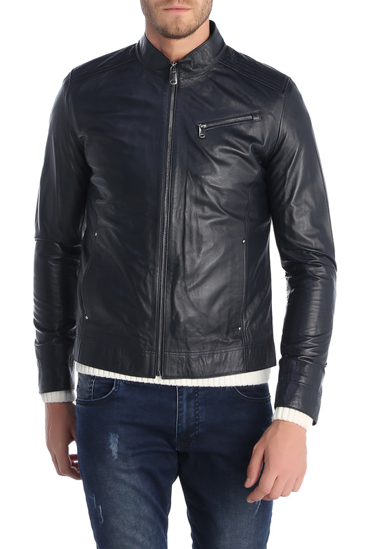 leather jacket GIORGIO DI MARE leather jacket leather vest giorgio di mare leather vest