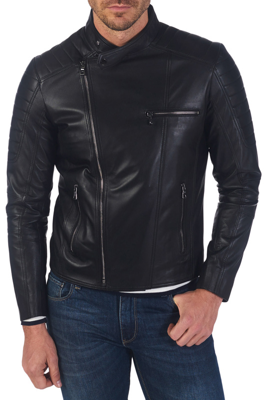 leather jacket GIORGIO DI MARE leather jacket жилет bill tornade