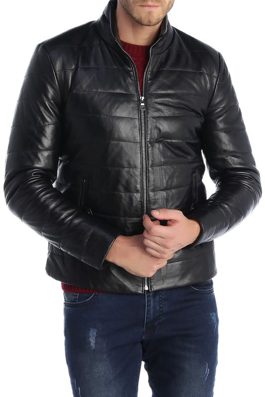 d21fbbb659f leather jacket GIORGIO DI MARE Куртки короткие