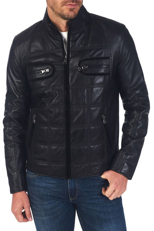 leather jacket GIORGIO DI MARE leather jacket florabotanica 100 мл balenciaga florabotanica 100 мл
