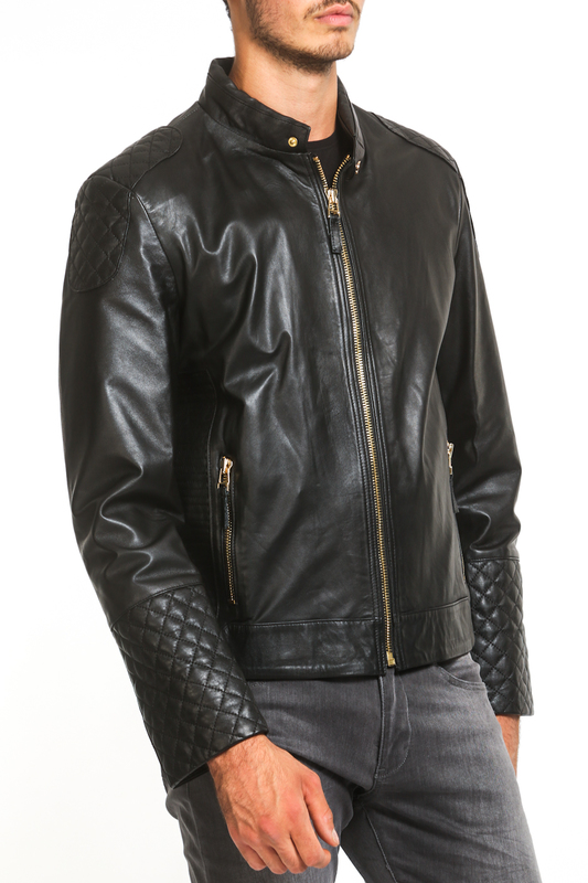 leather jacket GIORGIO DI MARE leather jacket кольцо bijoux annabelle кольцо