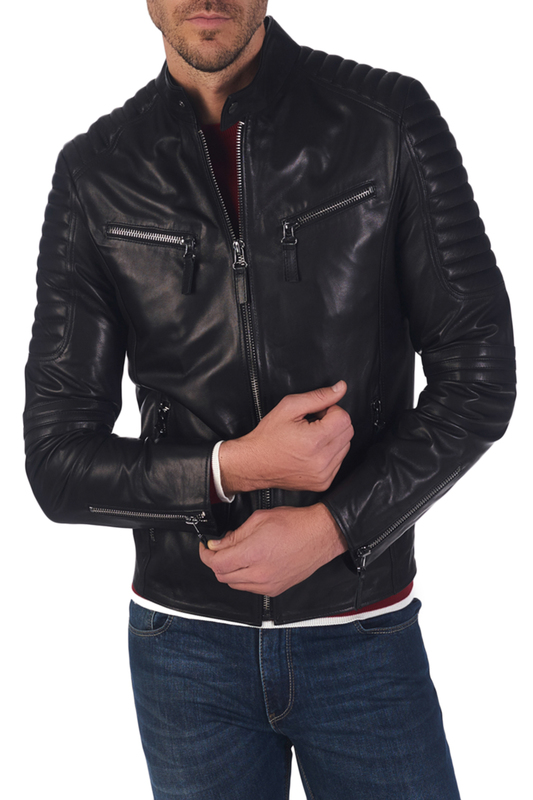 leather jacket GIORGIO DI MARE leather jacket туника sudore блузы с бантом