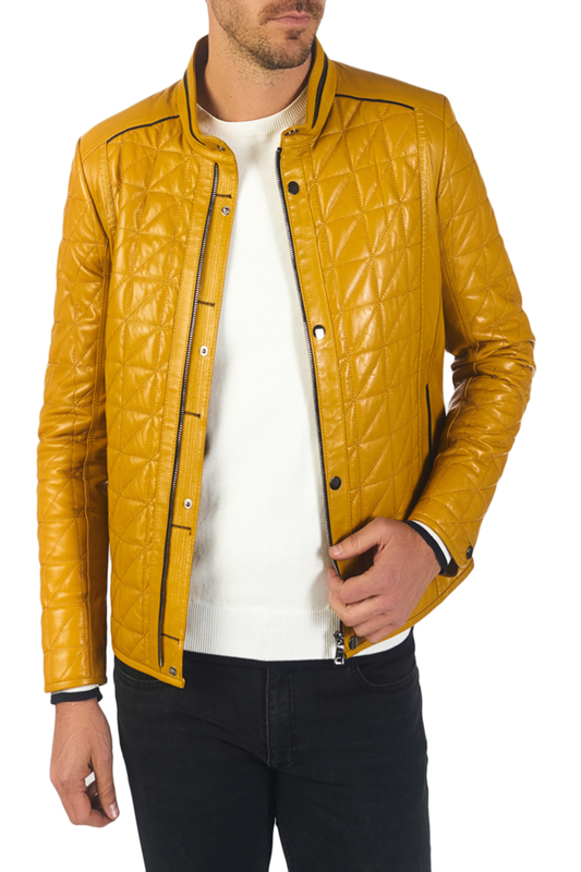 leather jacket GIORGIO DI MARE leather jacket ключница dkny ключница