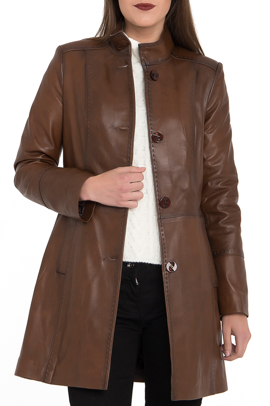 leather coat GIORGIO DI MARE leather coat sheepskin coat giorgio di mare sheepskin coat