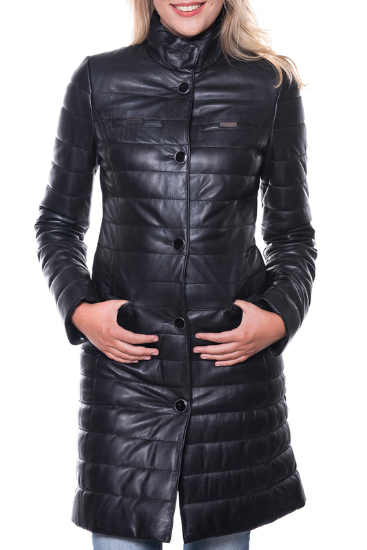 leather coat GIORGIO DI MARE leather coat капри lamazi капри