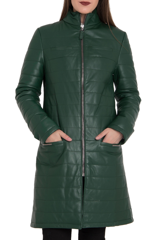 leather coat GIORGIO DI MARE Пальто длинные coat giorgio di mare пальто из плащевки page 5