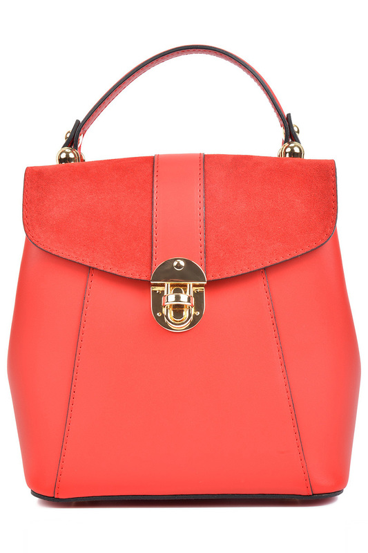 Купить Backpack Isabella Rhea, Red