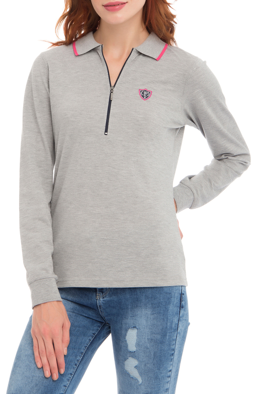 Polo Shirt Long Sleeve Paul Parker Polo Shirt Long Sleeve