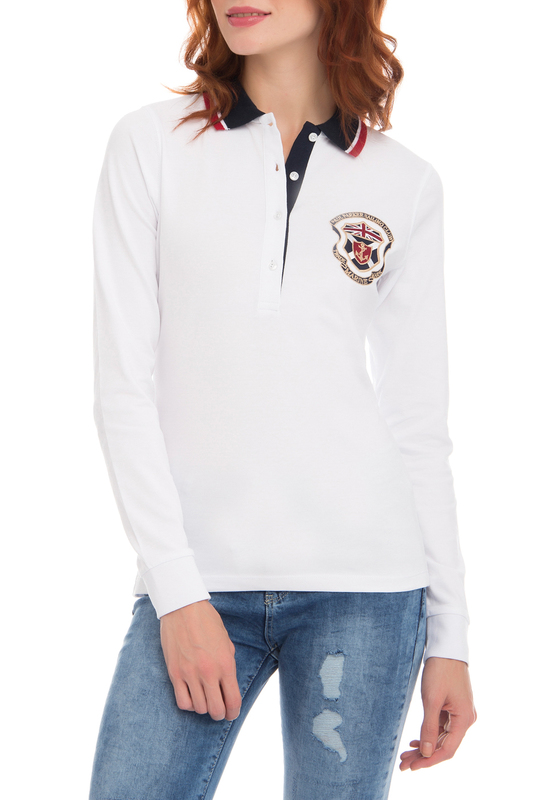polo longsleeve Paul Parker
