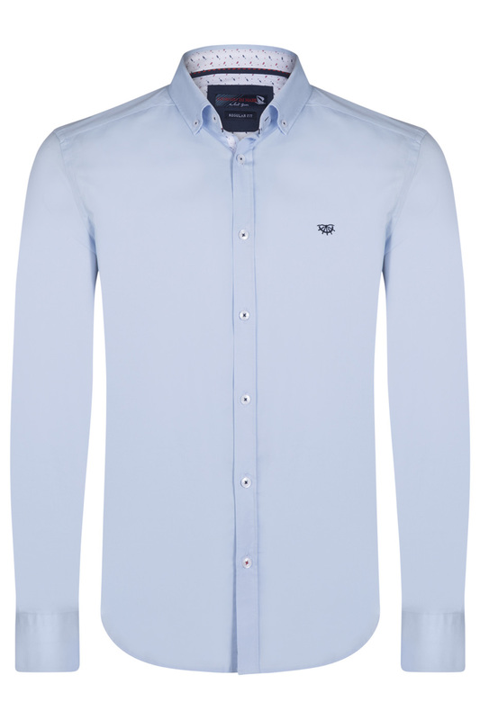 Купить Shirt GIORGIO DI MARE, Light blue