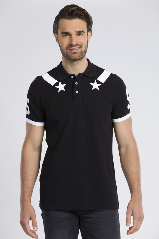 polo t-shirt JIMMY SANDERS polo t-shirt сабо caprice