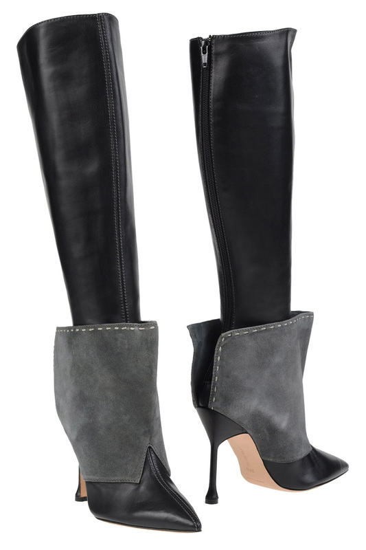 high boots Manolo Blahnik high boots high boots veronique branquinho high boots