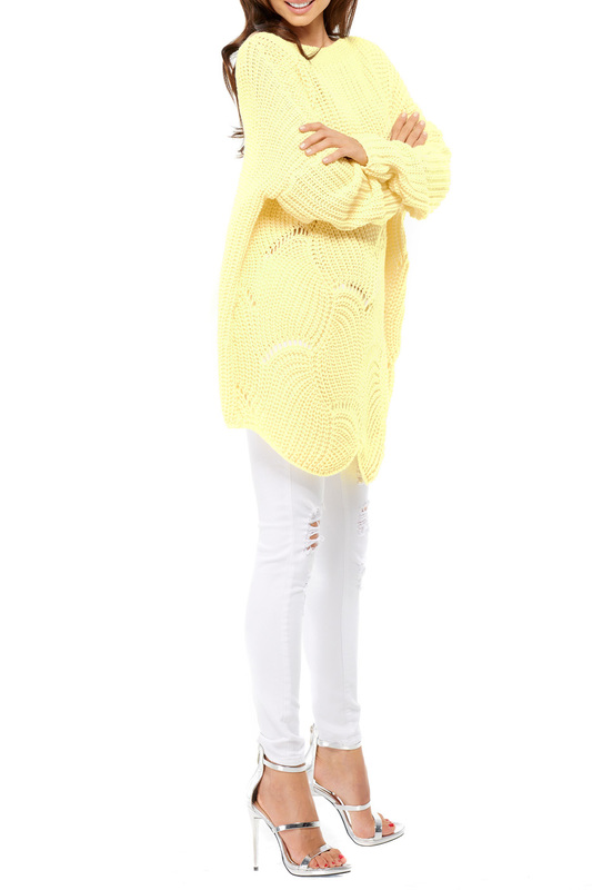Купить SWEATER Lemoniade, Yellow
