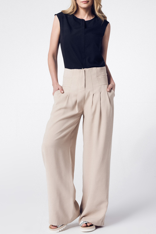 trousers Peperuna trousers 5 pockets trousers baby blumarine 5 pockets trousers
