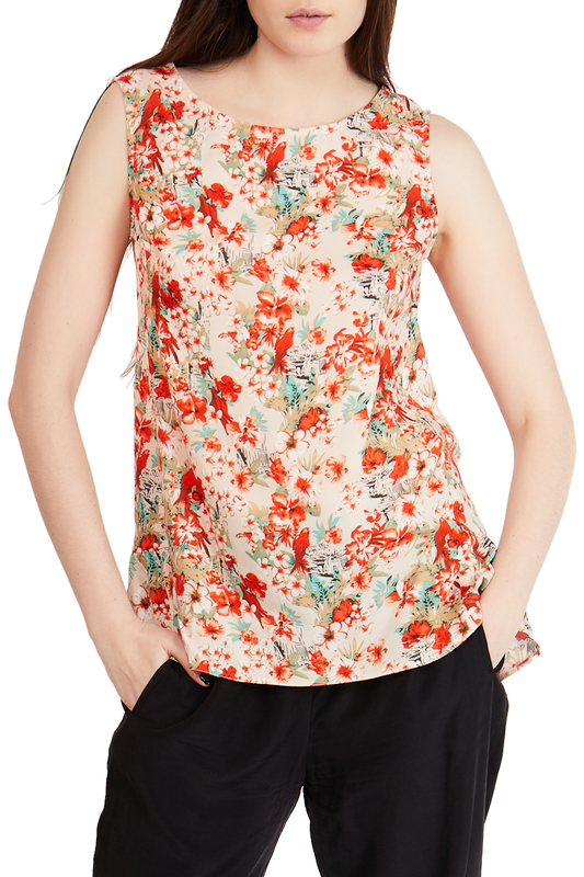 top MARGO COLLECTION top top pure apparel top