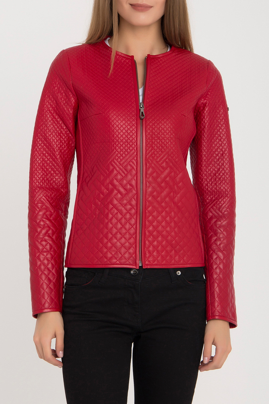 Купить Leather Jacket IPARELDE, Red