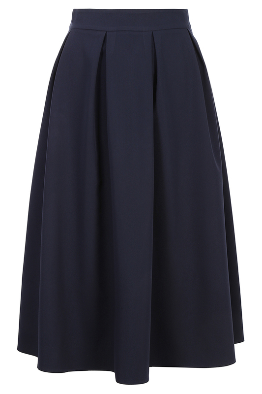 skirt Nife skirt knot front zip up back skirt