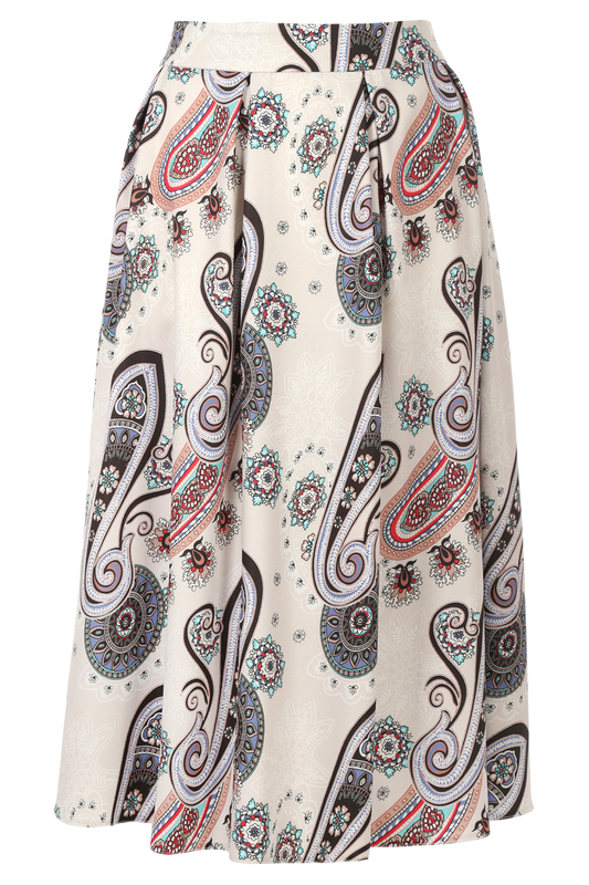 skirt Nife skirt print high waist skirt