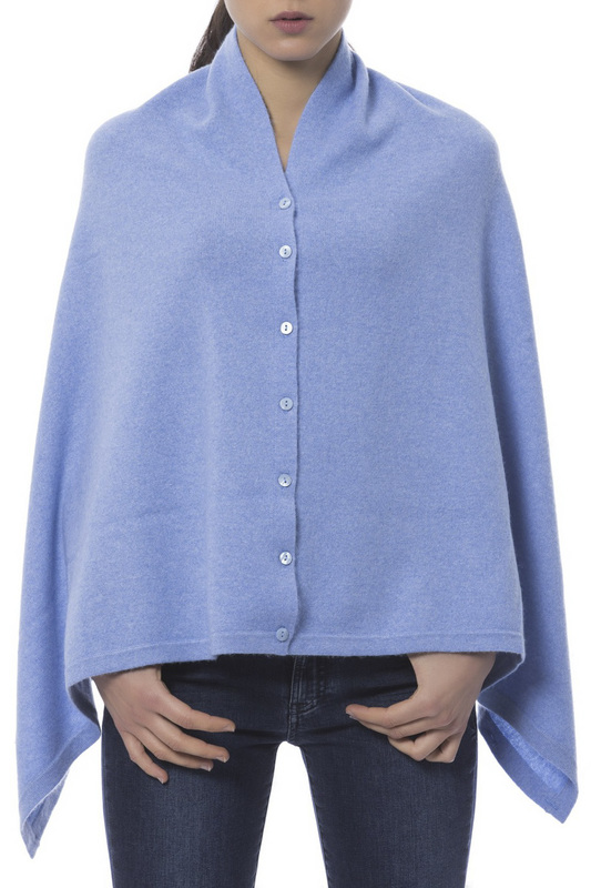 poncho Trussardi Collection poncho