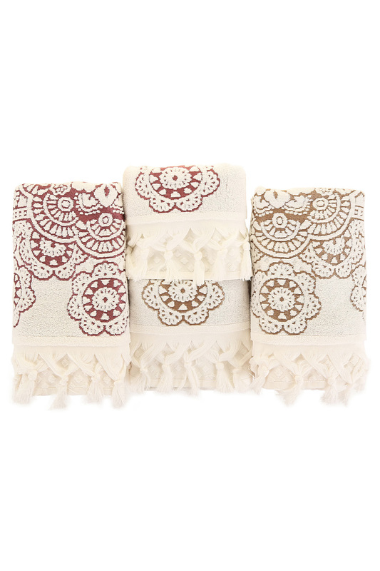 Towel Set (4 Pieces) Saheser Towel Set (4 Pieces) towel set 4 pieces saheser towel set 4 pieces