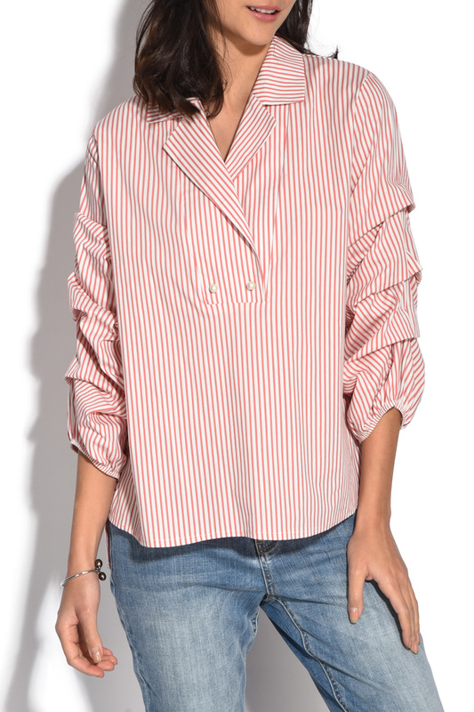 blouse YOURS PARIS blouse blouse ambigante blouse