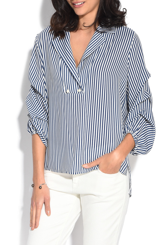 blouse YOURS PARIS blouse сланцы mcq alexander mcqueen сланцы href page 6