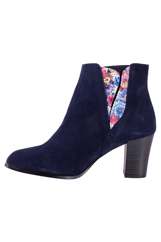 ankle boots Roobins ankle boots memunia fashion boots in spring autumn ankle boots for women med heels shoes woman solid zip pu women shoes large size 34 44