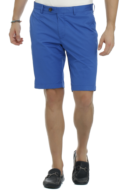 shorts Galvanni shorts self tie waist shorts