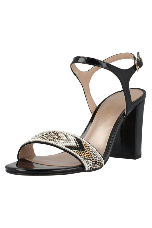 high heels sandals ROBERTO BOTELLA high heels sandals low price top quality hot selling 2017 new style black suede leather cross tied super high thick heels fashion for women sandals