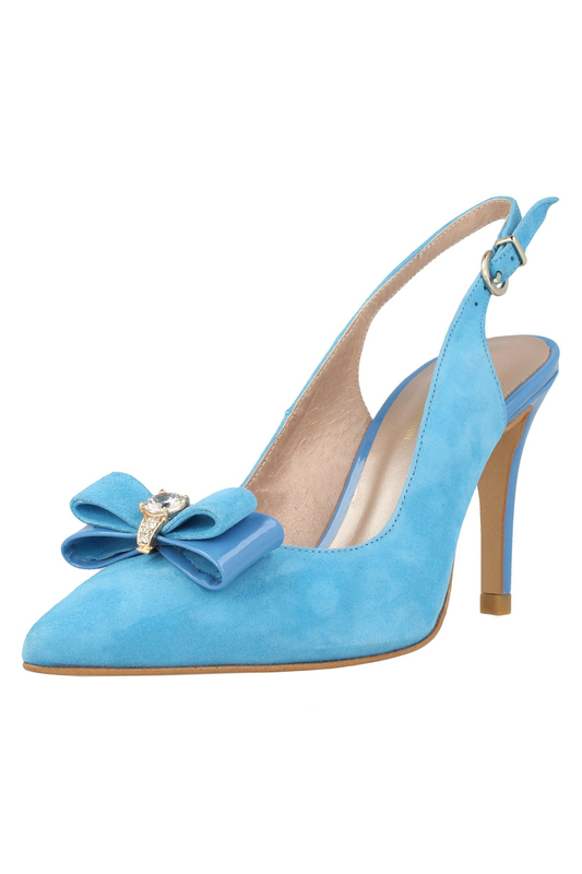Купить Shoes ROBERTO BOTELLA, BLUE
