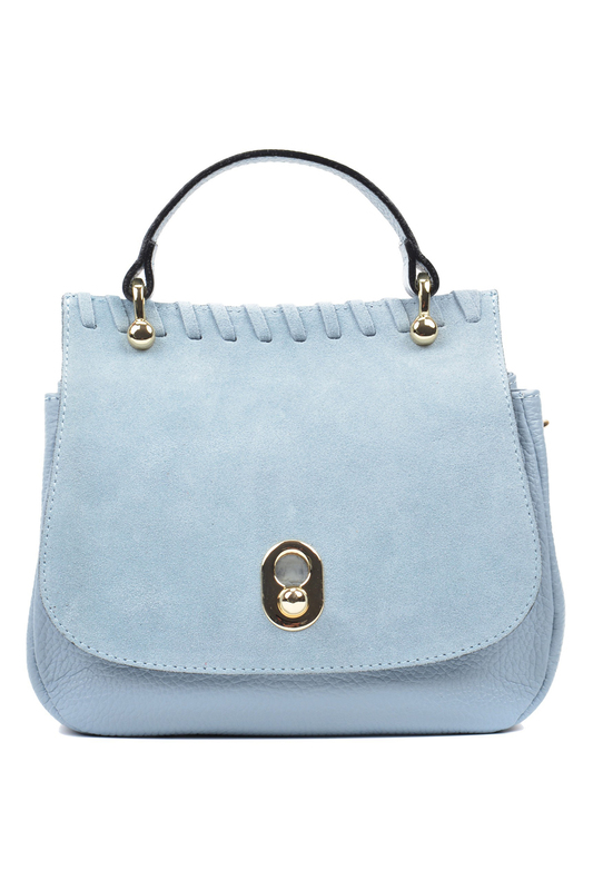 Купить Bag LUISA VANNINI, Blue