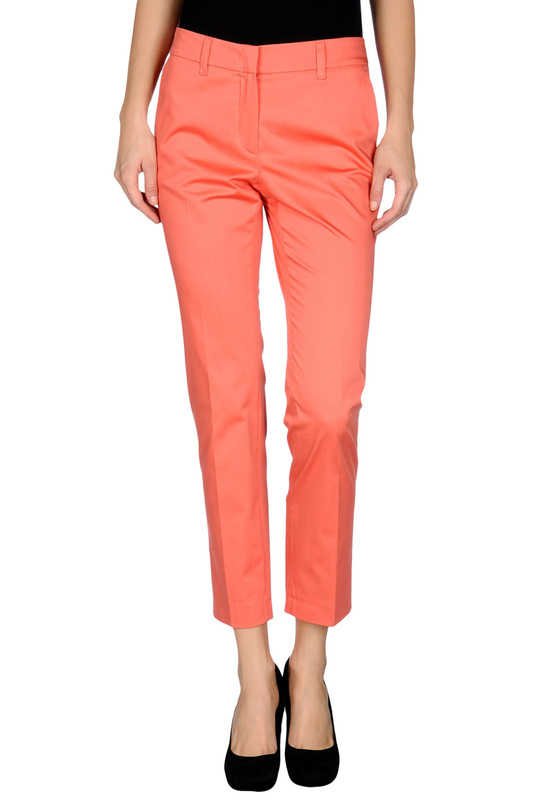 Фото Casual pants BLUE LES COPAINS Casual pants
