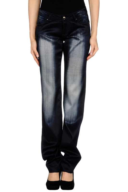Denim pants SEVEN7 Denim pants костюм choupette