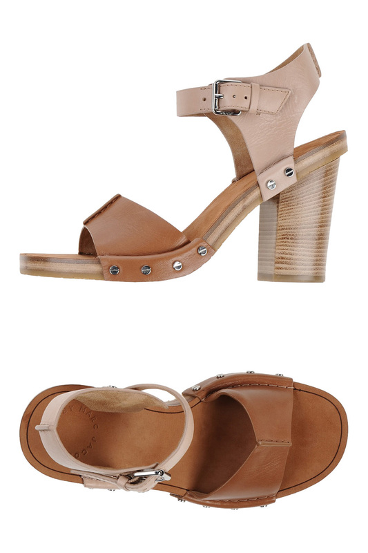 Sandals Marc by Marc Jacobs Sandals кисть для макияжа marc inbane marc inbane page 4