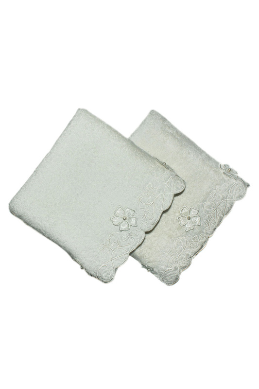 Hand Towel Set, 2 pc BAHAR HOME Hand Towel Set, 2 pc towel set 4 pieces saheser towel set 4 pieces