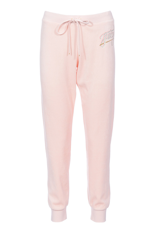 sport pants Juicy Couture sport pants entity one color couture 6325 she wears the pants
