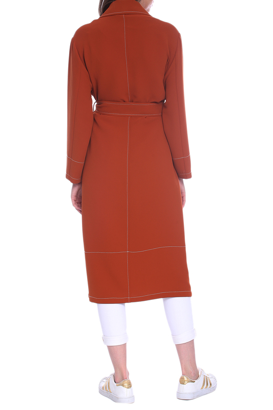 coat Moda di Chiara coat