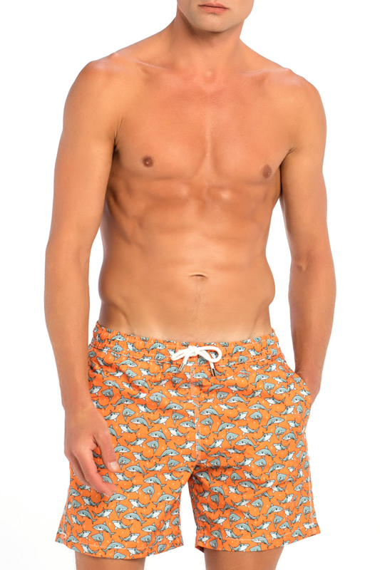 SWIM SHORTS JIMMY SANDERS SWIM SHORTS плед велсофт 200х230 sofi de marko плед велсофт 200х230