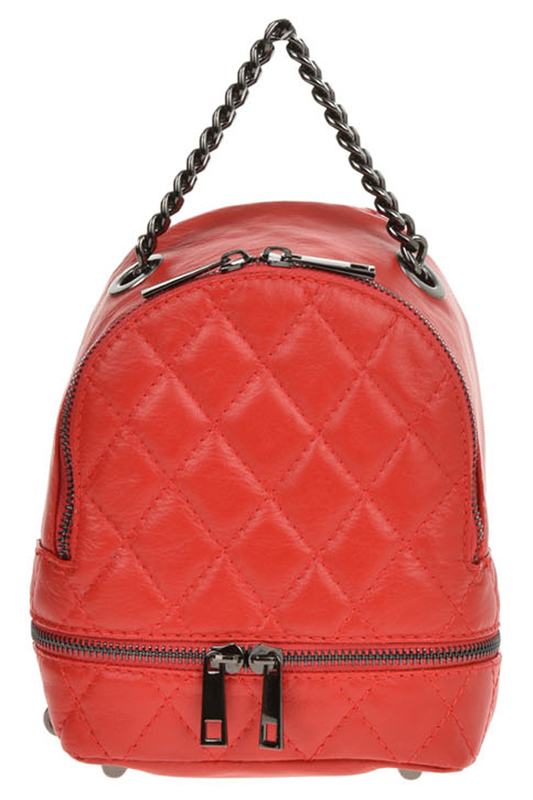 Купить Backpack CAROLINA DI ROSA, Red