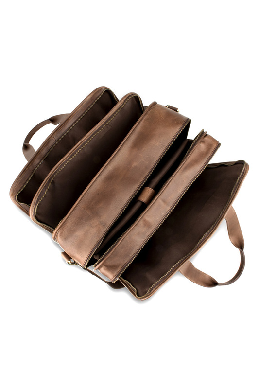 briefcase WOODLAND LEATHERS briefcase