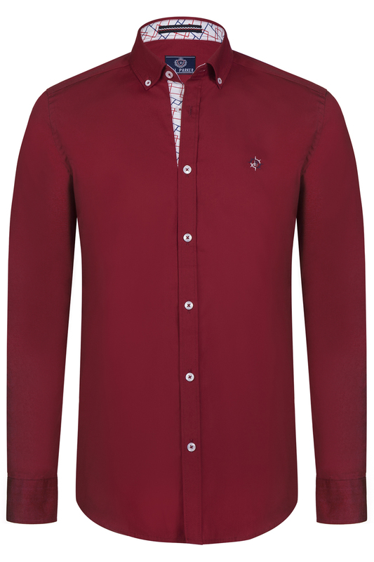 Купить Shirt Paul Parker, Red