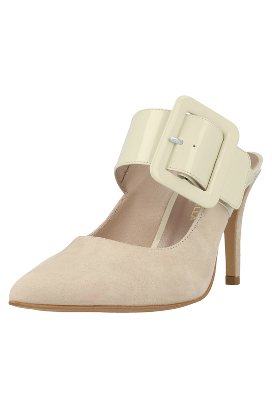 Купить Heeled sandals ROBERTO BOTELLA, Beige