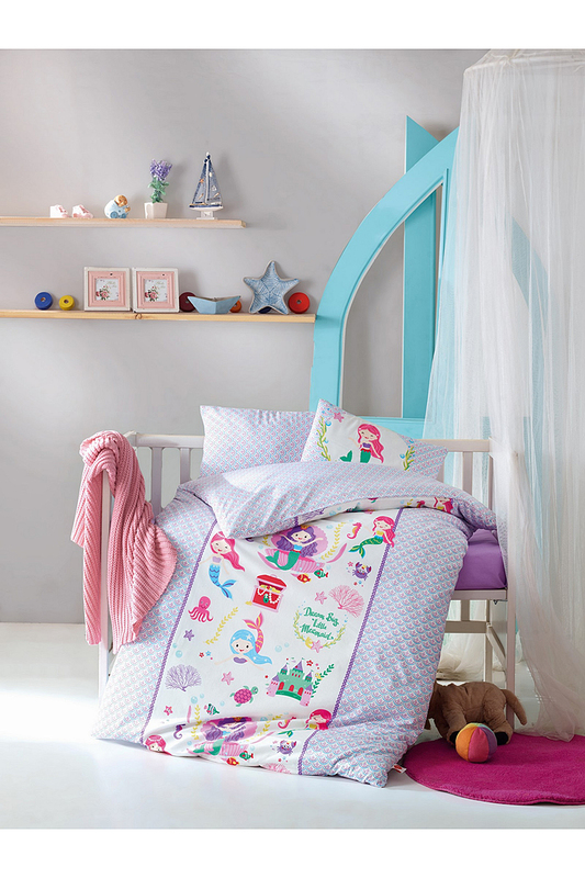 Baby Quilt Cover Set Cotton box Baby Quilt Cover Set